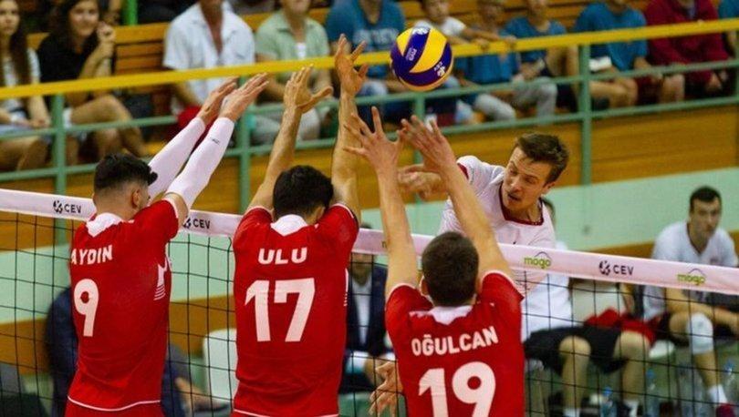 Erkekler Avrupa Voleybol Şampiyonası puan durumu nedir? A Milli Erkek Voleybol Takımı maçları