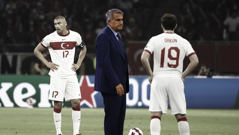 Hollanda: 6 - Türkiye: 1   MAÇ SONUCU