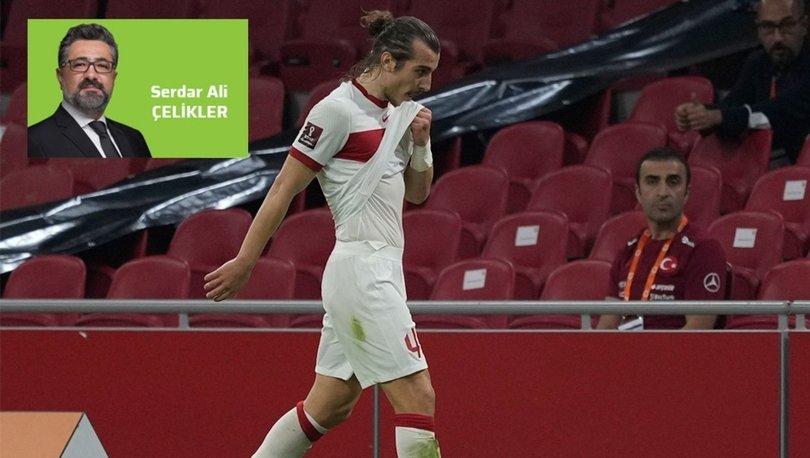 Serdar Ali Çelikler, Hollanda Türkiye milli maçını yorumladı: