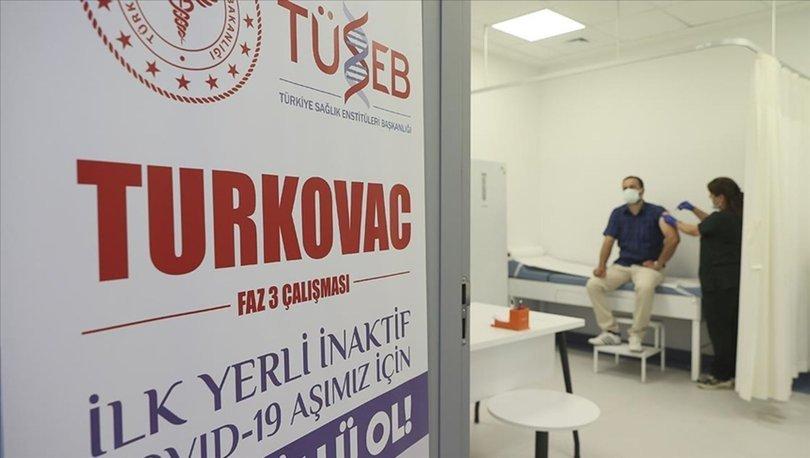 Yerli aşı ne zaman çıkacak? Gönüllülere uygulanıyor! Turkovac aşısı inaktif mi, çıkış tarihi belli mi?
