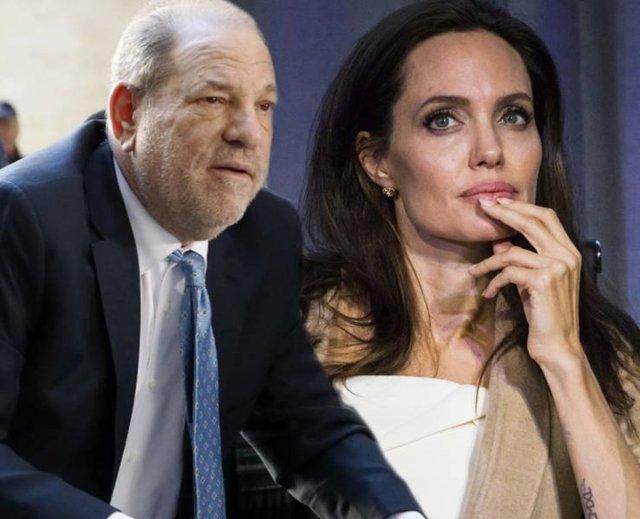 Harvey Weinstein'den Angelina Jolie'ye: Taciz etmedim! - Magazin haberleri