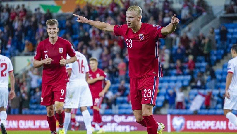 Norveç, Cebelitarık'ı 5-1 yendi