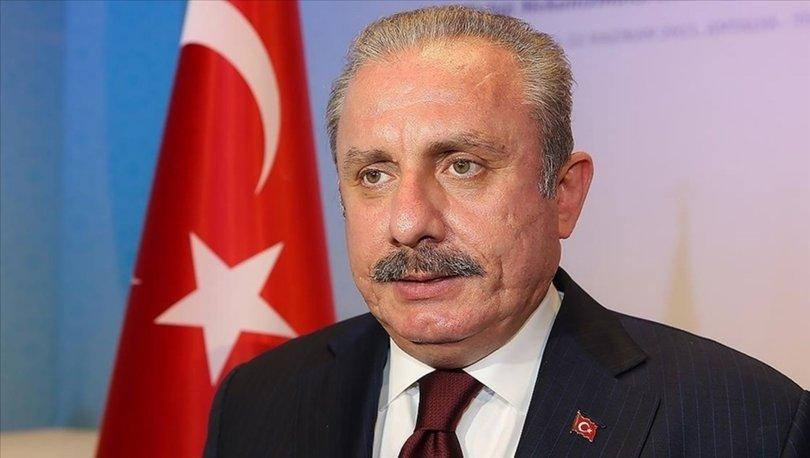 TBMM Başkanı Şentop, Kuzey Makedonya Milli Gününü kutladı