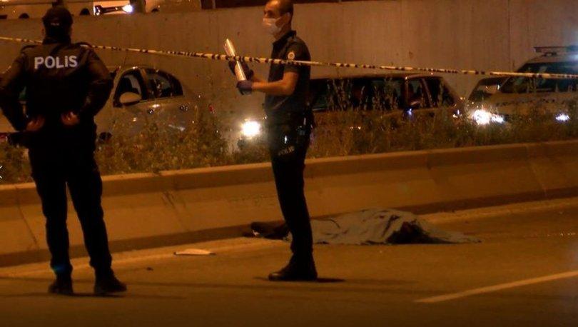 Son dakika! Sürücüleri uyarmak istedi, korkunç son - Ankara haberleri