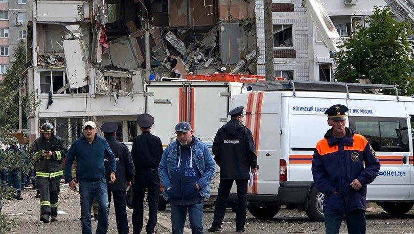 Son Dakika Haberi: Rusya'da gaz patlaması: 2 ölü