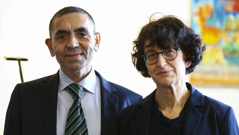 Eczacıbaşı Tıp Onur Ödülü Prof. Uğur Şahin ve Dr. Özlem Türeci'nin oldu - Haberler
