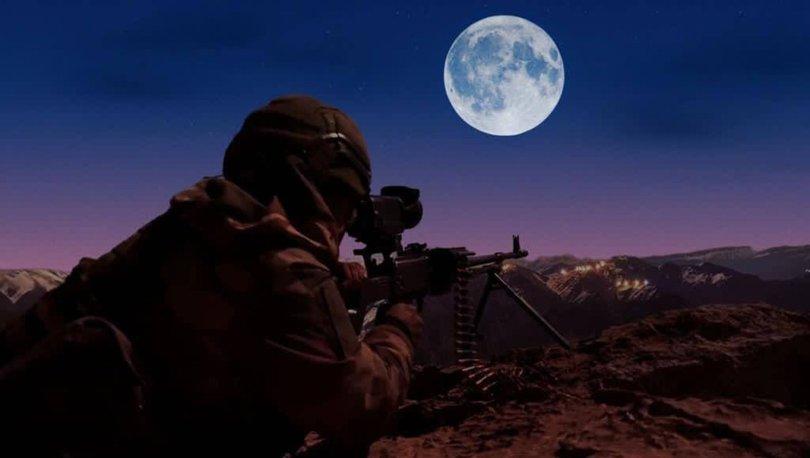 Suriye'de YPG'ye büyük darbe! SON DAKİKA: 13 PKK'lı öldürüldü