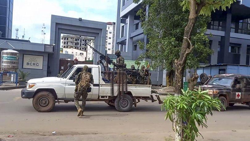 Gine'de darbe sonrası siyasi tutuklular serbest bırakılıyor