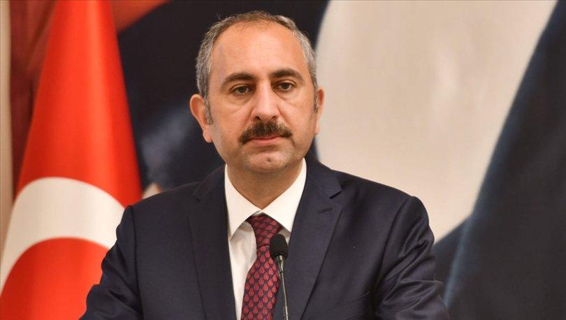 Adalet Bakanı Gül, Hollanda Adalet ve Güvenlik Bakanı Grapperhaus ile görüştü