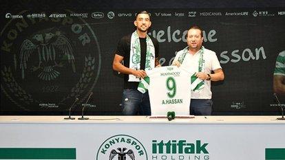 Ahmed Hassan, Konyaspor'da