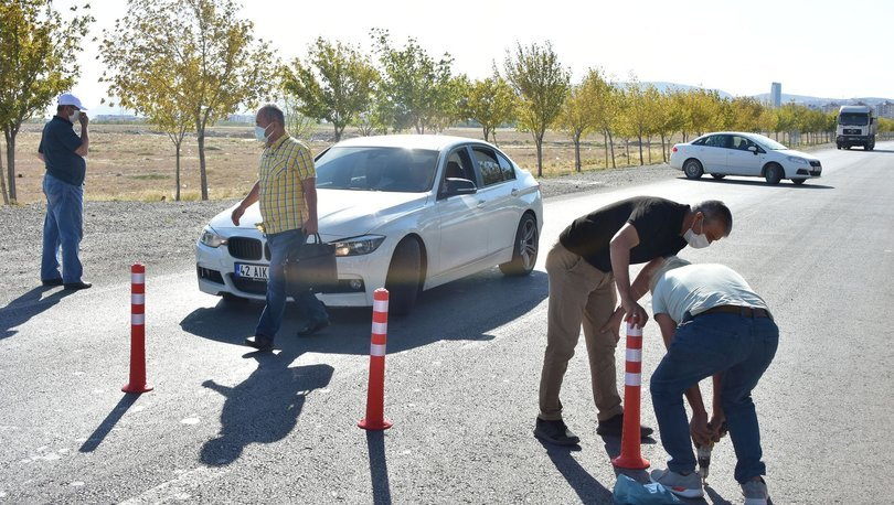 son dakika: Konya'da bitmeyen yol davası! - Konya haberleri