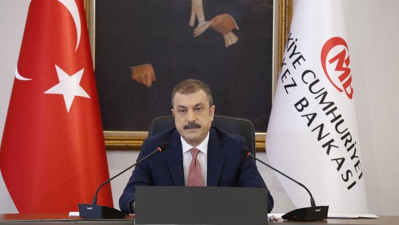 TCMB Başkanı Kavcıoğlu'ndan önemli açıklamalar