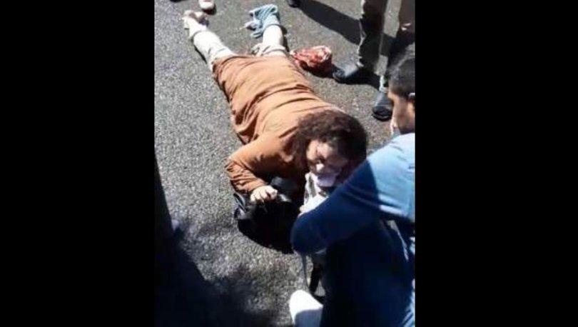 SON DAKİKA: Sokak ortasında karısını vurdu! - Kocaeli haberleri