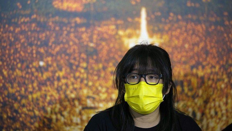 Hong Kong'da Tiananmen olaylarını anmak için etkinlik düzenleyen 4 kişi gözaltına alındı