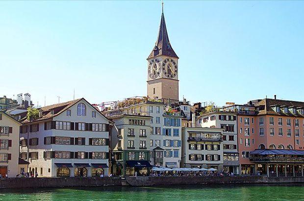 """İsviçre'de """"Kovid-19 durum sertifikası"""" zorunluluğu"""