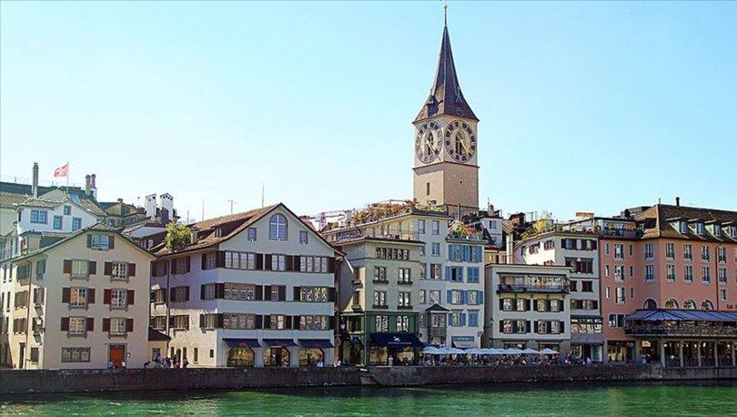 İsviçre'de kapalı alanlara giriş için