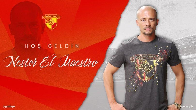 Göztepe'de Nestor El Maestro dönemi