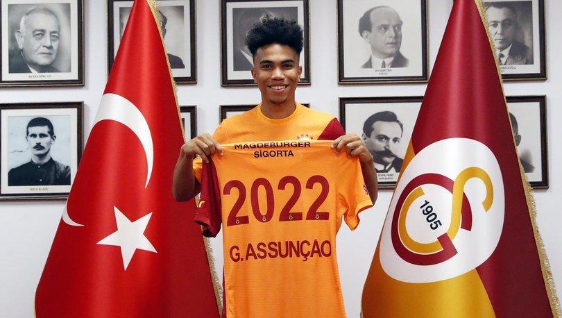 Son dakika haberi   Galatasaray'da transfer - Gustavo Assuncao kimdir?