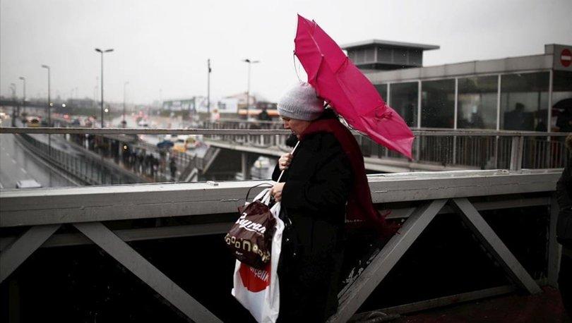 Meteoroloji'den son dakika hava durumu açıklaması: İstanbullular yarın sabaha dikkat!