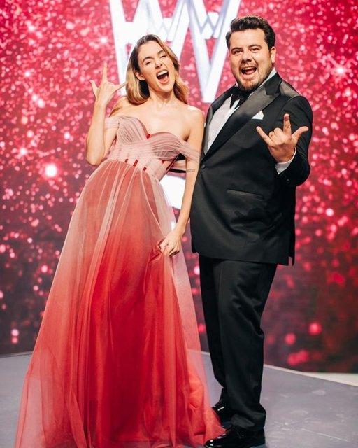 OLAY GAF! Son dakika: Eser Yenenler'in eşi Berfu Yenenler Miss Turkey'de öyle bir şey dedi ki...