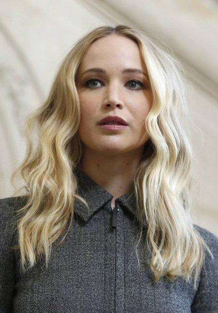 Jennifer Lawrence'dan müjdeli haber: Anne oluyorum! - Magazin haberleri