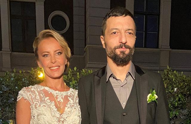 Vildan Atasever ile Mehmet Erdem evlendi - Magazin haberleri