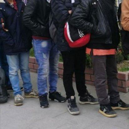 Ankara'da 48 düzensiz göçmen yakalandı