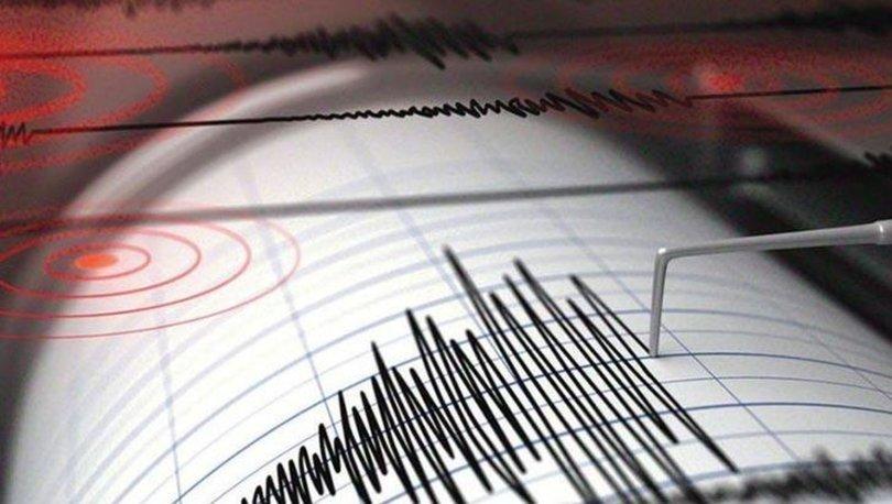 Hatay'da 3,9 büyüklüğünde deprem oldu