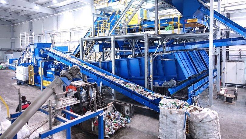 Plastik geri dönüşüm sektöründe üretim durdu