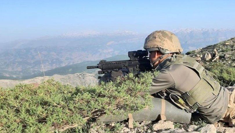 TERÖRE DARBE! Son dakika: Fırat Kalkanı'nda YPG/PKK'ya darbe!