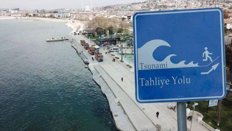 Son dakika: İstanbul'da merak uyandıran tabela!