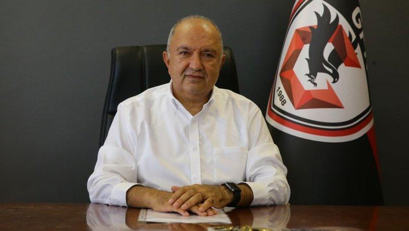 Gaziantep Futbol Kulübü Başkanı Cevdet Akınal'dan transfer değerlendirmesi