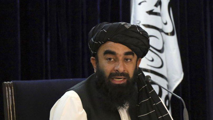 SON DAKİKA: Taliban, ABD'yi