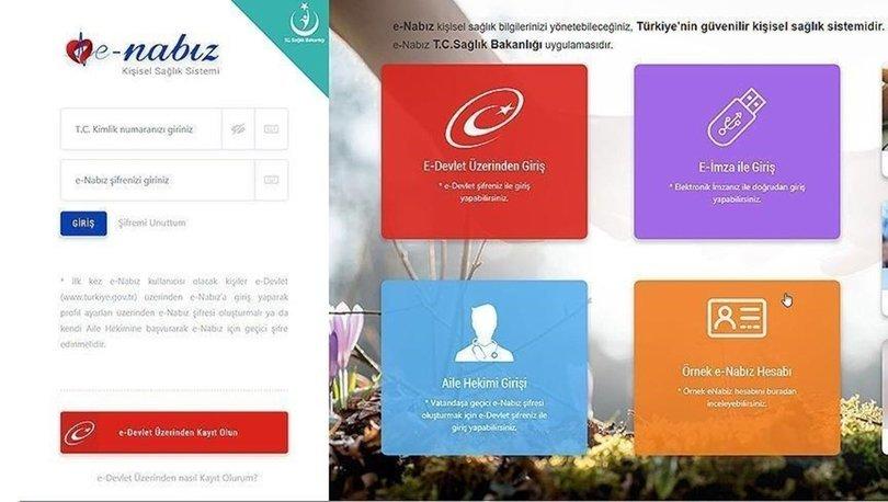 e-Nabız'ın 'Covid-19 Aşı Kartı' bölümüne üç yeni özellik eklendi