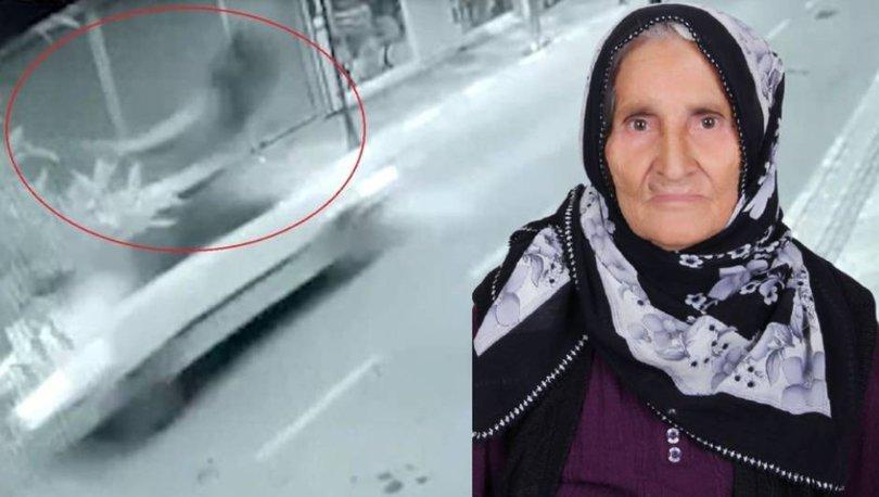 Yaşlı kadının korkunç sonu