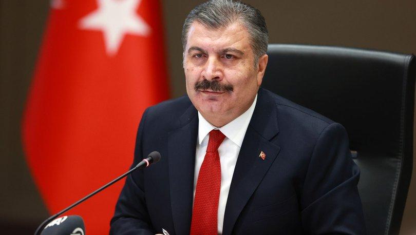 Son dakika... Sağlık Bakanı Fahrettin Koca önemli açıklamalarda bulundu...