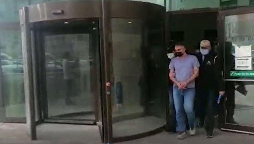 Erzurum'da aranan FETÖ'cü evindeki gizli bölmede yakalandı