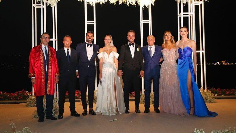 Melih Mahmutoğlu, Damla Çakıroğlu ile evlendi