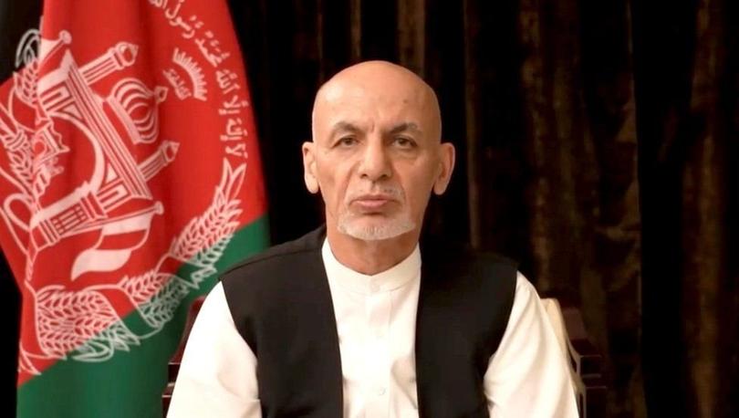 Eski Afganistan Cumhurbaşkanı Eşref Gani, BAE'ye sığındığı için halkından özür diledi