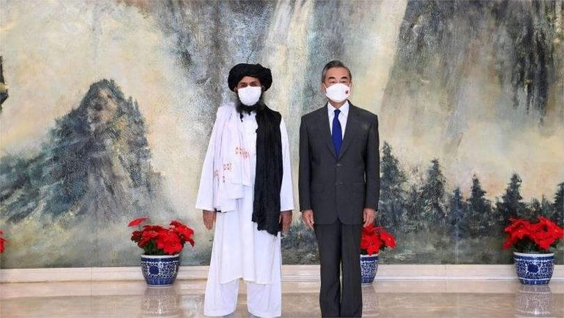 Çin, Taliban yönetimindeki Afganistan'a 31 milyon dolarlık gıda, aşı ve ilaç yardımı yapacak