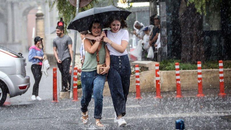 Son dakika haberler! İstanbul için 'çok kuvvetli' yağış uyarısı