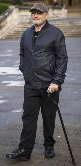Phil Collins: Ellerim tutmuyor! - Magazin haberleri