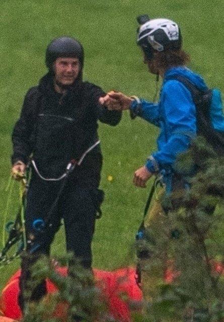 Tom Cruise Mission: Impossible 7 çekimlerinde yürekleri ağza getirdi! Dört kez paraşütle helikopterden atladı! - Magazin haberleri