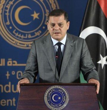 Libya Başbakanı Abdulhamid Dibeybe, ABD'nin Trablus Büyükelçisi ve Libya Özel Temsilcisi Richard Norland ile ülkedeki siyasi gelişmeleri görüştü.