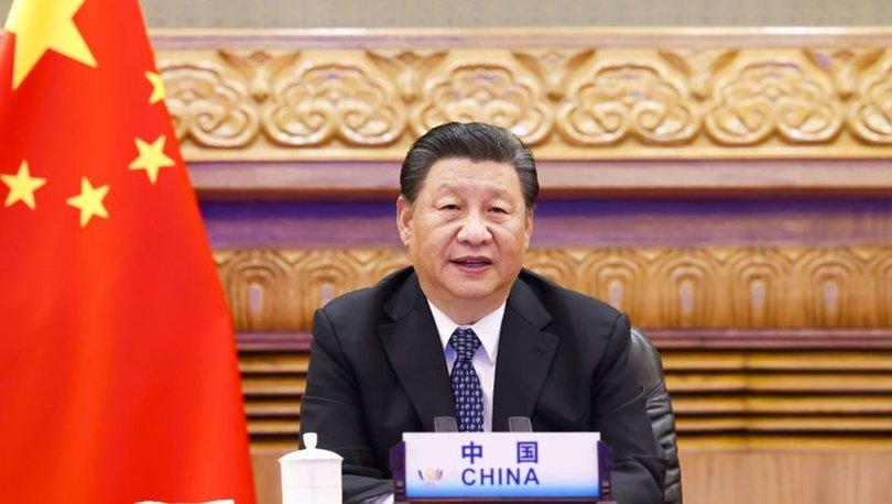 Çin Devlet Başkanı Şi Cinping, ABD'li mevkidaşı Joe Biden ile telefonda görüştü - Haberler