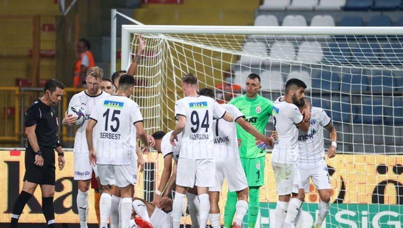 Kasımpaşa, Süper Lig'in 4. haftasında yarın Kayserispor'a konuk olacak