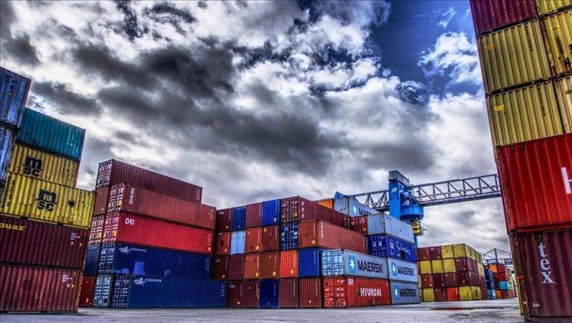 Temmuz ayı dış ticaret verileri açıklandı
