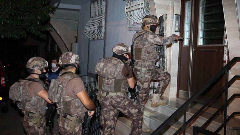 Düğmeye basıldı! Son dakika: Ankara'da terör operasyonu... 23 gözaltı!