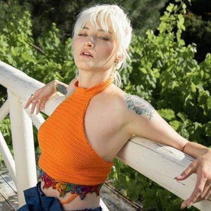 Güliz Ayla: Şarkının hakkını vermek için çok çalıştım - Magazin haberleri