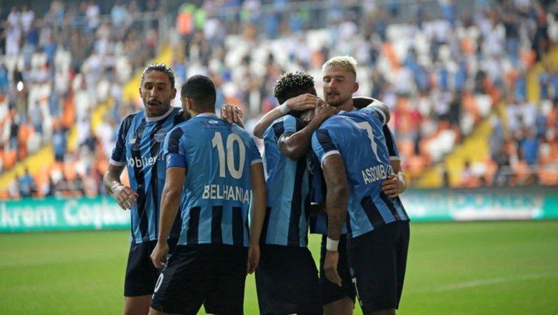 Adana Demirspor, yarın Fatih Karagümrük'e konuk olacak